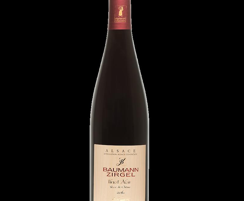 Baumann-Zirgel Pinot Noir Pièce de chêne