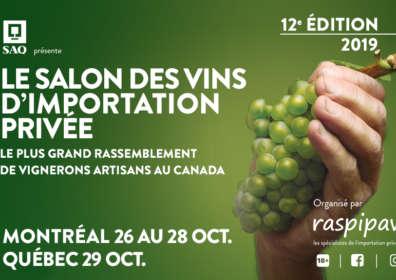 Private Import Wine Fair 2019