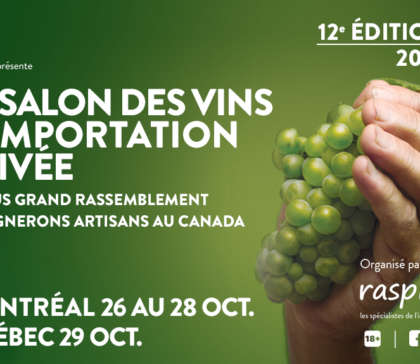 Salon des vins d'importation privée 2019