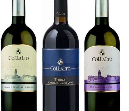 Les 2 Raisins Introduce The Wines Of Conte Collalto