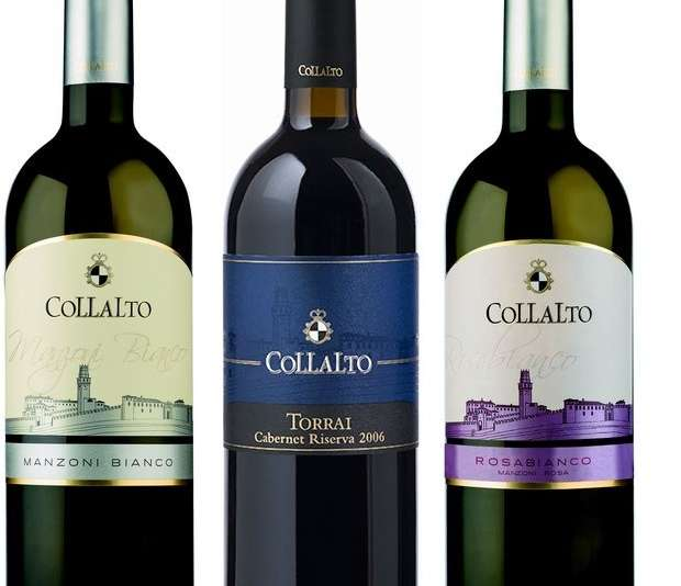 Les 2 Raisins Introduce The Wines Of Conte Collalto